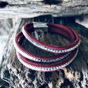 Retired Plunder Christmas-  3 Magnetic Bracelets